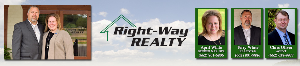 Right-Way Realty - Real Estate in Oxford MS